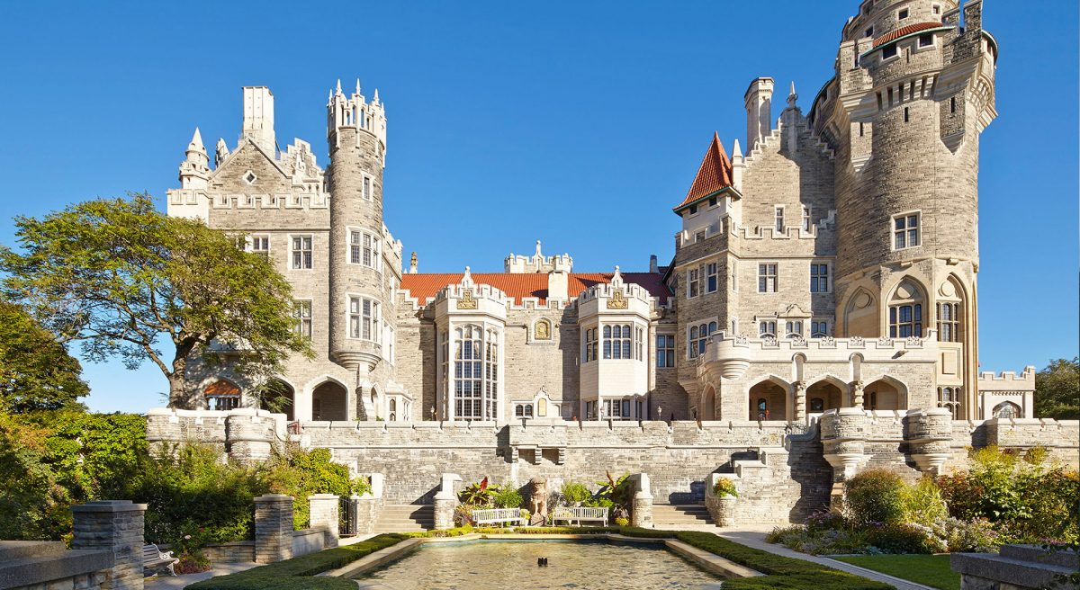 Casa Loma recognized at 2017 Canadian Association of Heritage Professionals (CAHP) Awards