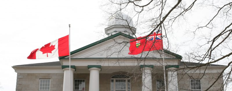 THA Supports Bill C-323 – Proposed Tax Credit for Conserving Canada's Historic Places