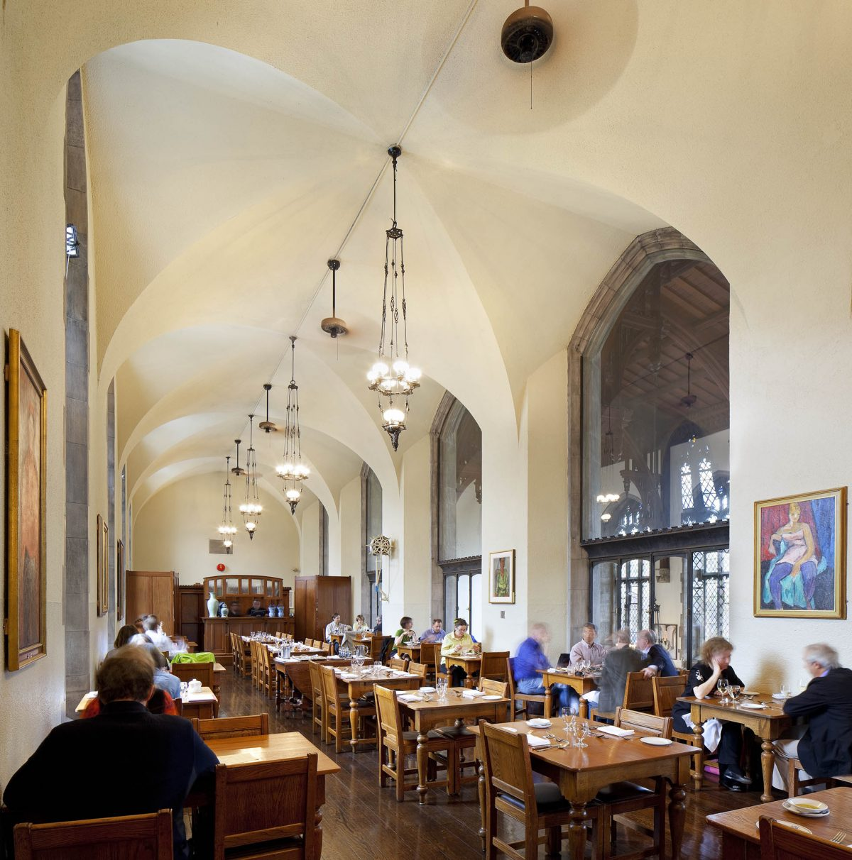 Canadian Gothic at U of T: Improvements at Hart House's Gallery Grill