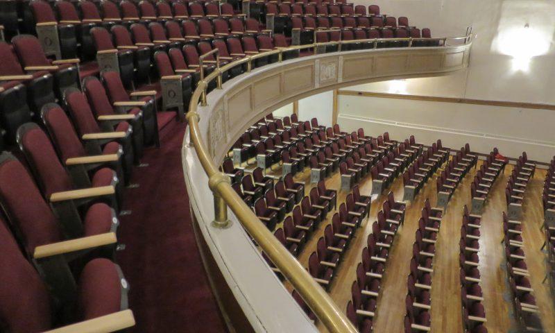 Revitalization of an icon: Orillia Opera House