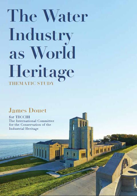 R.C. Harris featured in international industrial heritage publication