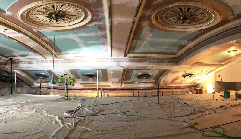 Orillia Opera House Restoration