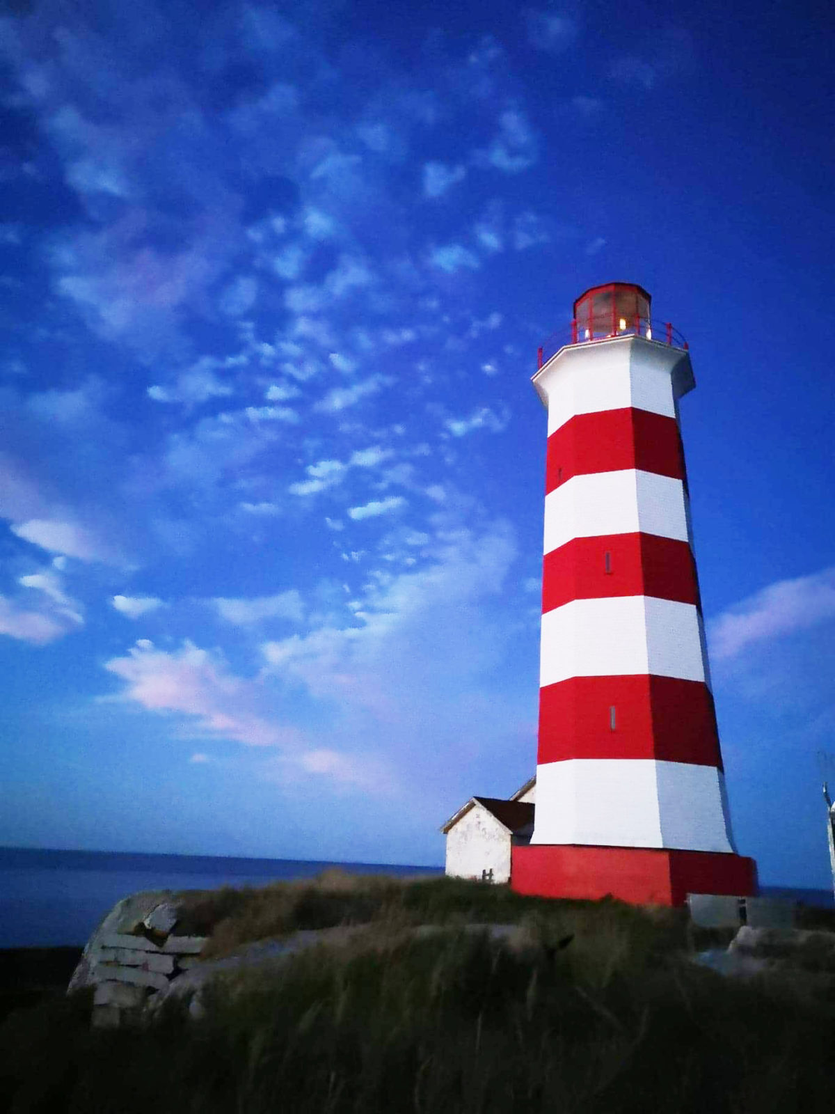 Sambro Island Lighthouse Wins an Ecclesiastical Insurance Cornerstone Award