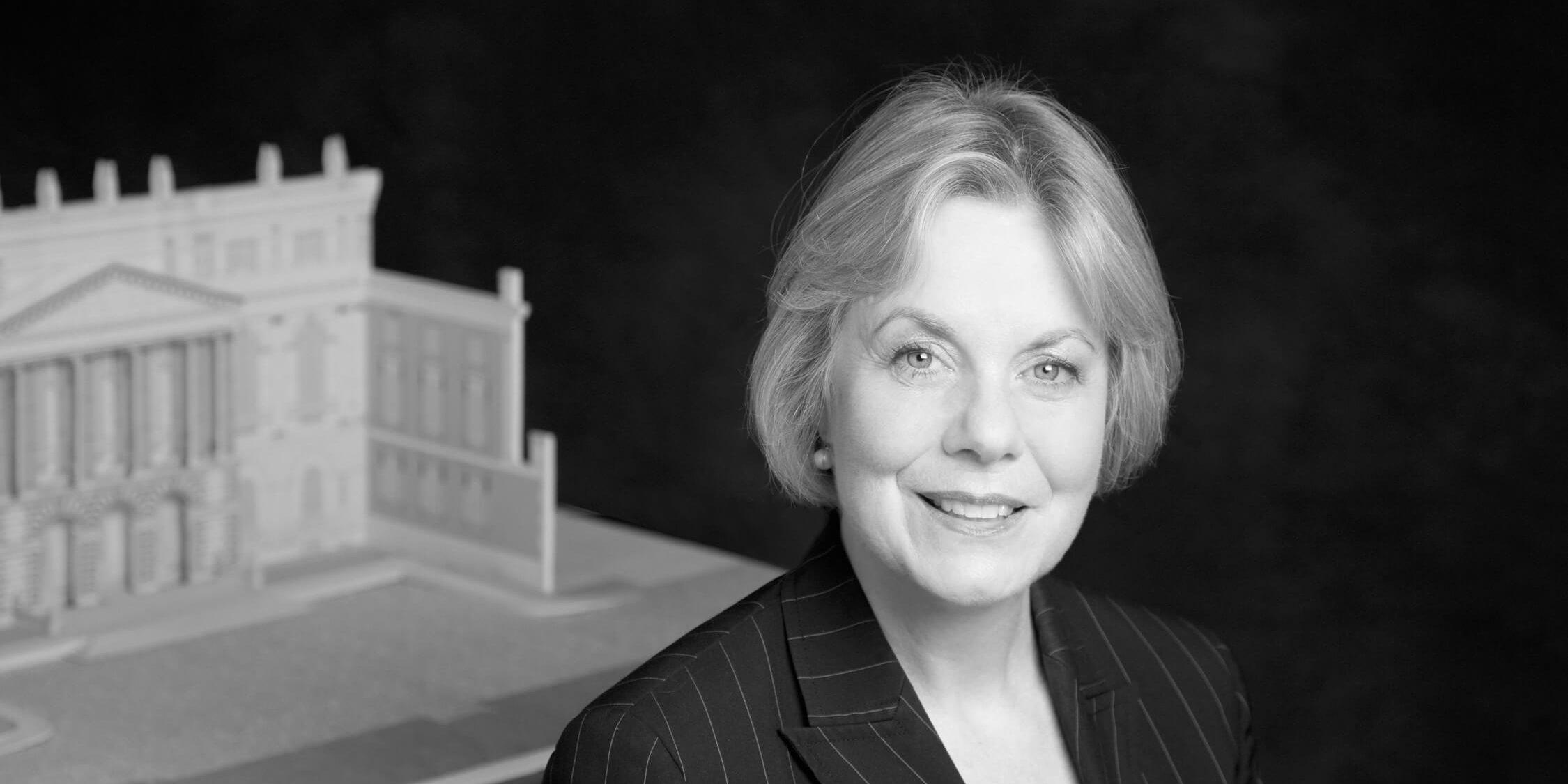 Jill Taylor of Taylor Hazell Architects