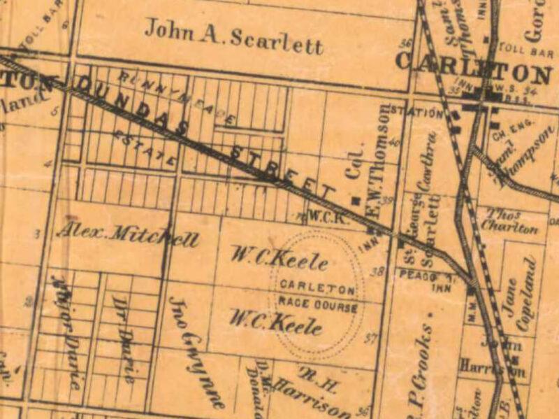 Renaming Dundas Street